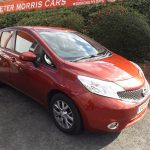 Nissan Note 1.5 DCi Acenta Premium