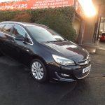 Vauxhall Astra 2.0 CDTi Elite Auto